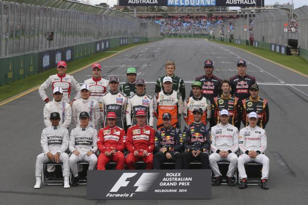 Formula One's Driver Power Rankings After 2014 Monaco Grand Prix