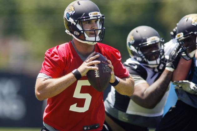 Jacksonville Jaguars: Full Breakdown, Depth Chart Analysis at Quarterback