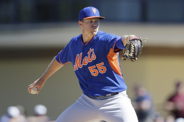 Stock Up, Stock Down for New York Mets' Top-10 Prospects, Week 10