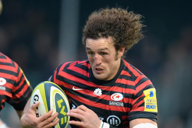 Ranking Top 30 Players in the 2013/14 Aviva Premiership
