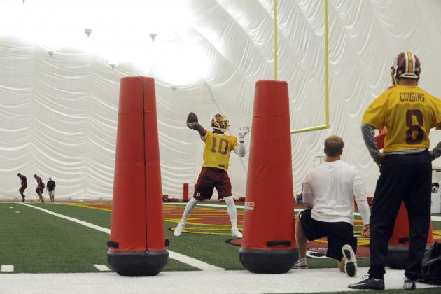 Redskins: Full Position Breakdown and Depth Chart Analysis at Quarterback