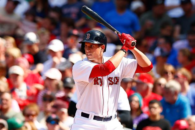 Stock Up, Stock Down for Boston Red Sox Top-10 Prospects After Week 9