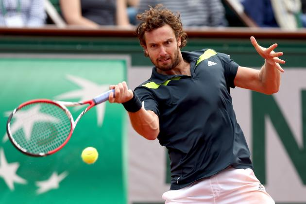 French Open 2014 Men's Semifinals: Djokovic vs. Gulbis Preview and Prediction