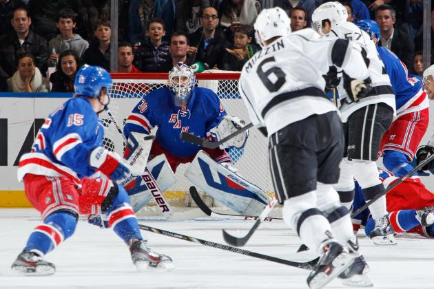 New York Rangers: Keys to Beating Los Angeles Kings in 2014 Stanley Cup Final