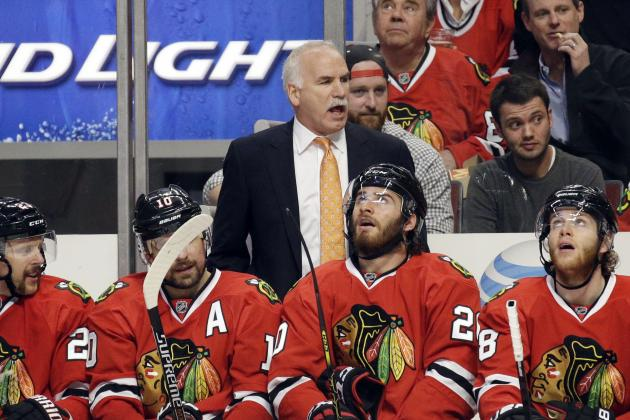 Ranking the Chicago Blackhawks' 5 Biggest Needs in the 2014 Offseason