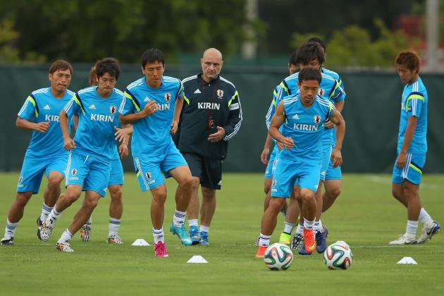 5 Questions for Japan Coach Alberto Zaccheroni Ahead of Friendly with Costa Rica