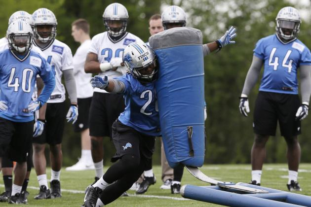Detroit Lions Early Rookie Progress Reports