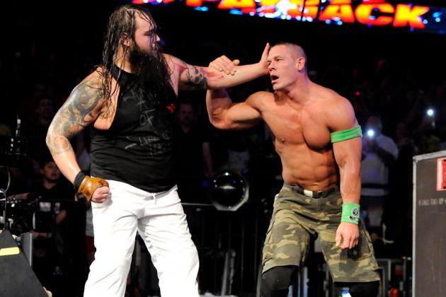WWE Payback 2014: Grading Each Superstar's Performance at Event