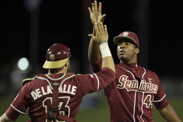 Top 4 College Football Recruits Who Could Be Selected in the 2014 MLB Draft