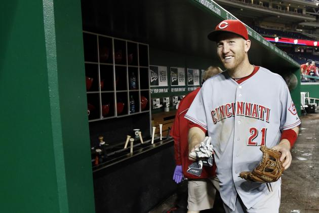 Cincinnati Reds: Week 9 Player Power Rankings