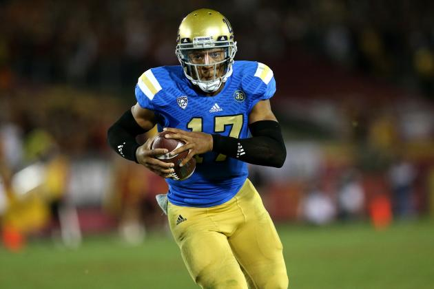 Position-by-Position Preview of UCLA's 2014 Roster