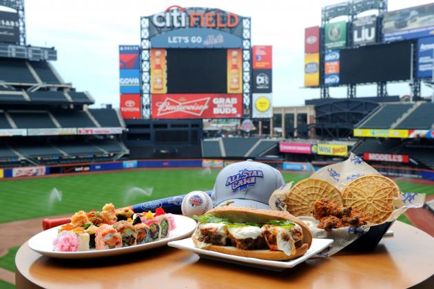 Ranking 10 Best MLB Stadiums by Food