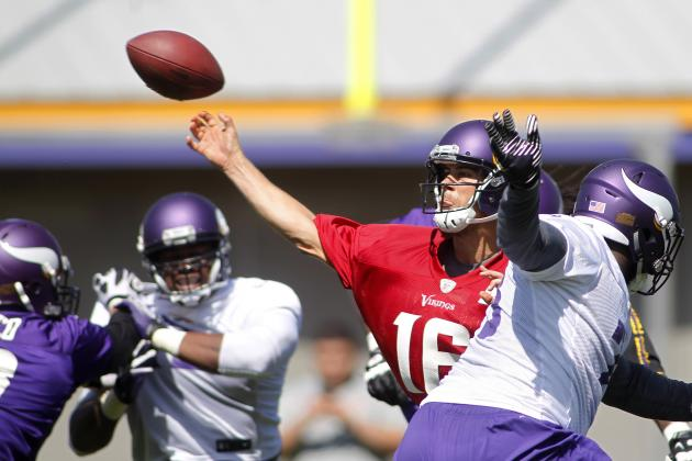 Minnesota Vikings: Biggest Takeaways from the Team's OTAs
