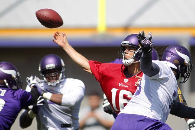 Minnesota Vikings: Biggest Takeaways from the Team's OTAs