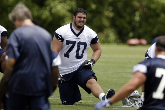 Dallas Cowboys: Early Rookie Progress Reports