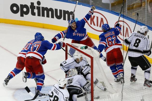 Stanley Cup Final 2014: Biggest Storylines to Watch in Rangers vs. Kings