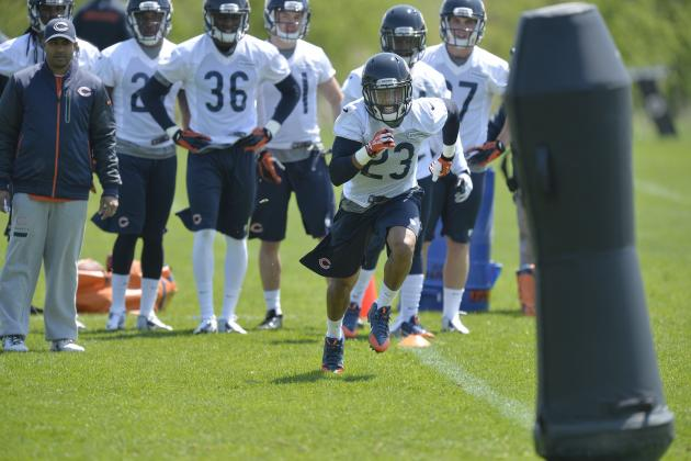 Chicago Bears: Early Rookie Progress Reports