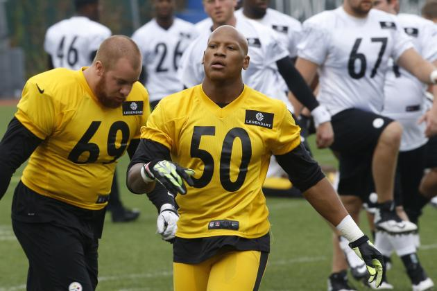 Pittsburgh Steelers: Early Rookie Progress Reports