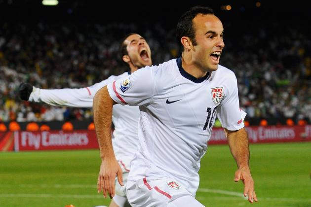 8 Best World Cup Moments in USMNT History
