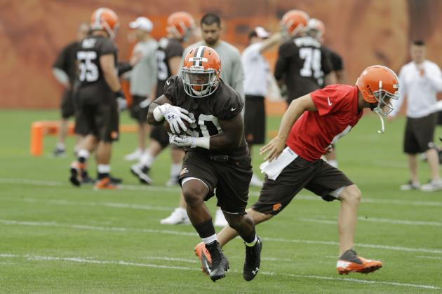 Cleveland Browns: Early Rookie Progress Reports