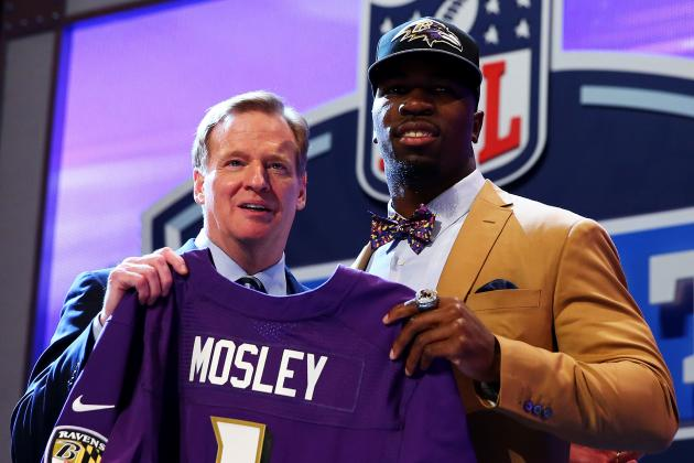 Baltimore Ravens: Early Rookie Progress Reports