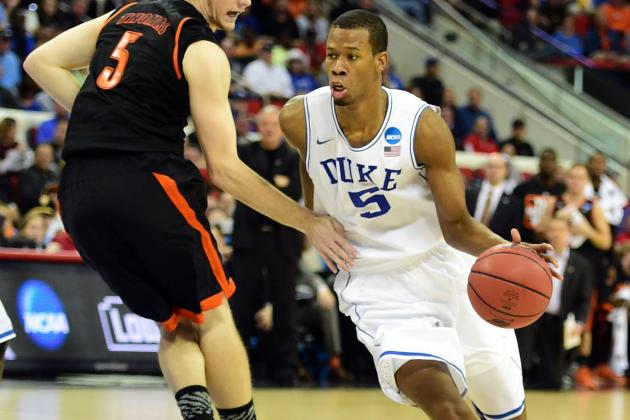 Best Potential Fits for Every Non-Lottery Team in the 2014 NBA Draft