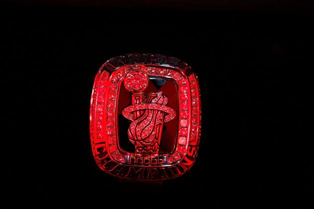 Sad, Crazy and Funny Stories About NBA Finals Rings