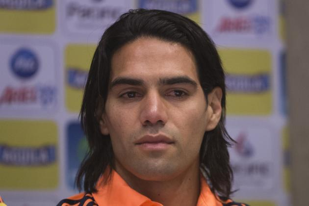 Paper News and Gossip: Radamel Falcao out of World Cup, '16 Clubs' Chase Lampard