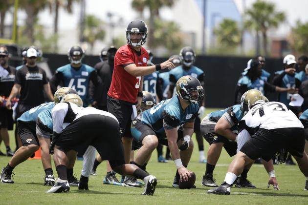 Grading Each Player of the Jacksonville Jaguars Projected Starting Lineup