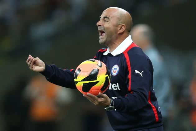 5 Things for Chile Coach Jorge Sampaoli to Test in Friendly vs. Northern Ireland