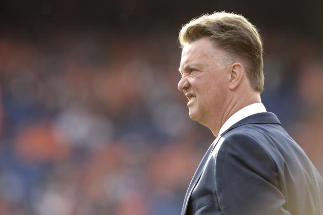 5 Things for Netherlands Coach Louis Van Gaal to Test in Friendly vs. Wales