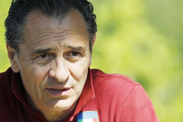 5 Things for Italy Coach Cesare Prandelli to Test in Friendly vs. Luxembourg