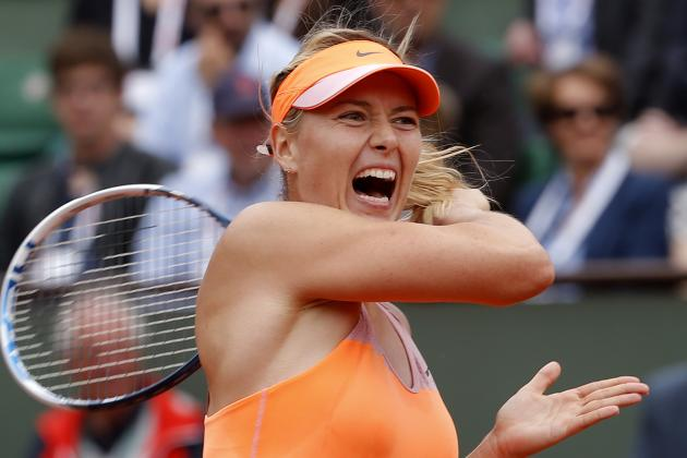 French Open 2014 Women's Semifinals: Sharapova vs. Bouchard Preview, Prediction