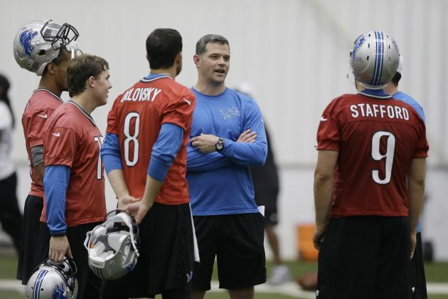 7 Biggest Takeaways from Detroit Lions OTAs