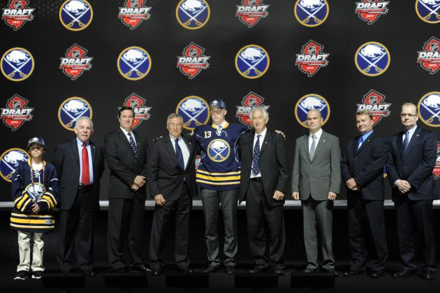 5 Options for the Buffalo Sabres at No. 2 in the 2014 NHL Draft