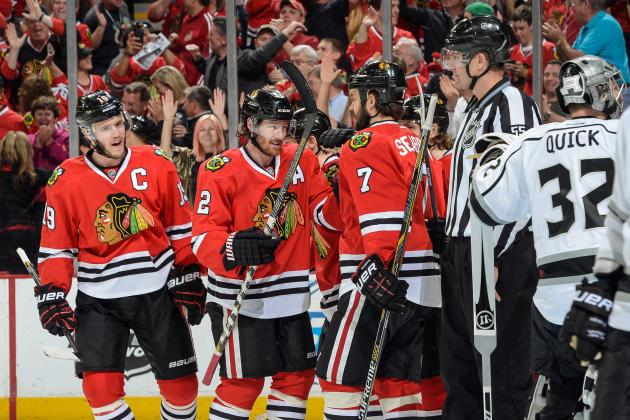 Final Report Card for the Chicago Blackhawks' 2013-14 Season
