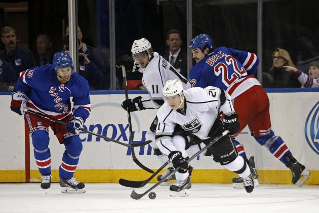 Stanley Cup Final 2014: Kings' Biggest Weaknesses and How Rangers Can Capitalize