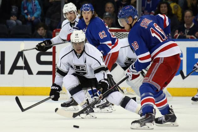 Rangers vs. Kings: Line-by-Line Breakdown for 2014 Stanley Cup Final