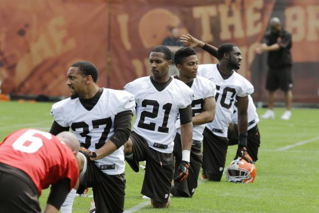 Cleveland Browns' Most Likely Postseason Award Candidates for 2014 Season