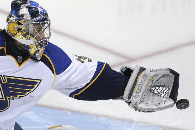 NHL Teams That Need a New Starting Goaltender for the 2014-15 Season