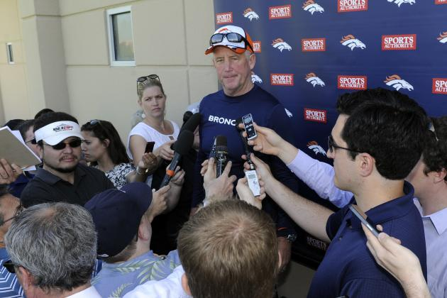 5 Things We've Learned from the Denver Broncos OTAs