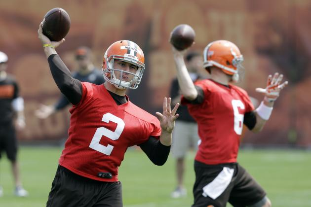Predicting Every NFL Team's Most Heated Camp Battle
