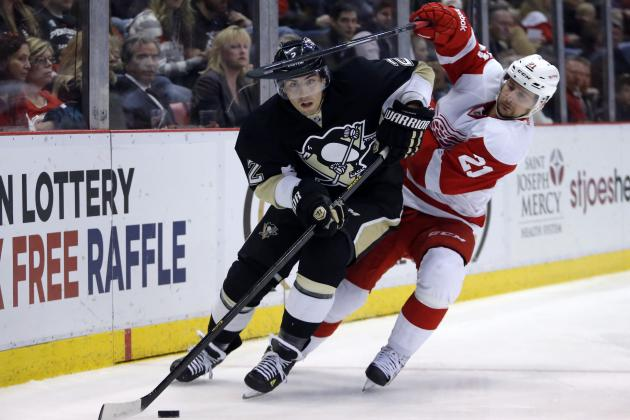 5 Free Agents Detroit Red Wings Have a Realistic Chance to Sign
