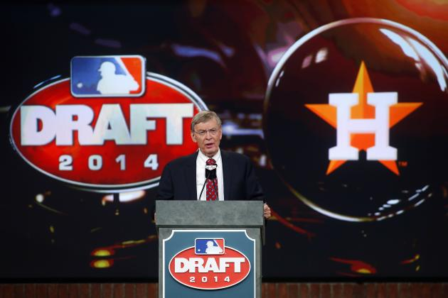 MLB Draft Projections: Big League Comparisons for Every Round 1 Pick