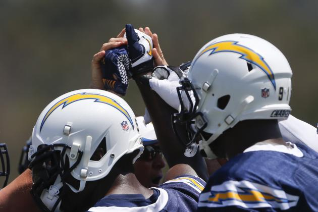 5 Biggest Takeaways from the San Diego Chargers' OTAs