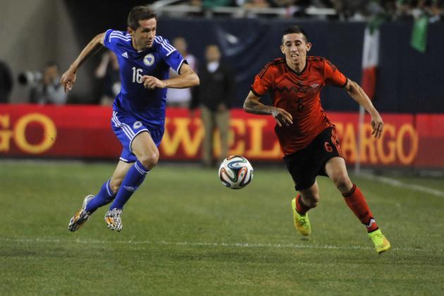 Mexico vs. Bosnia-Herzegovina: 6 Things We Learned