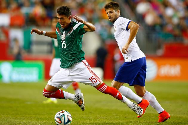 Mexico vs. Portugal: 6 Things We Learned