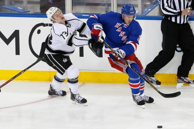 Stanley Cup Final 2014: Rangers' Biggest Weaknesses and How Kings Can Capitalize