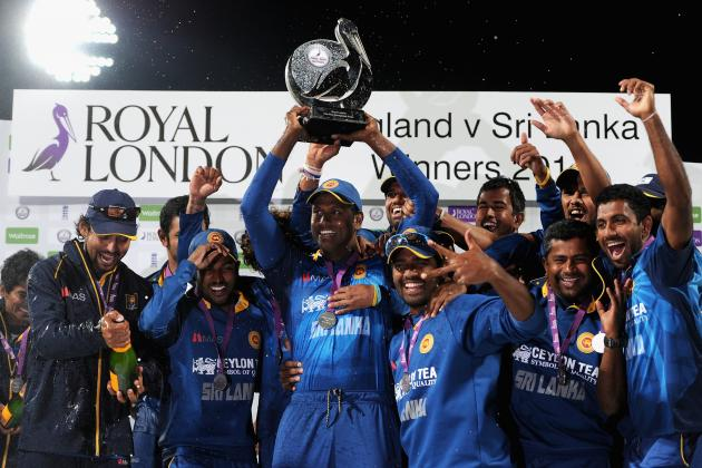 Ranking All 28 Players to Play in the 2014 England vs. Sri Lanka ODI Series