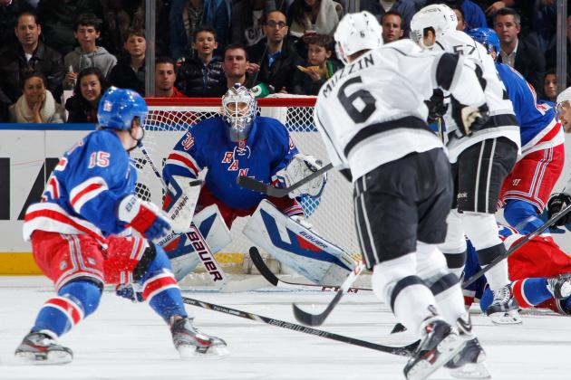 Los Angeles Kings Keys to Beat New York Rangers in the 2014 Stanley Cup Final